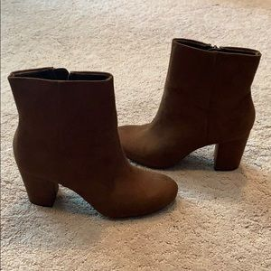 Christian Siriano for Payless booties Sz 8 1/2